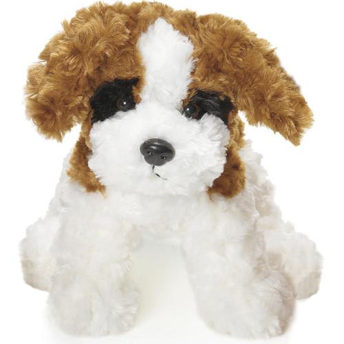Teddykompaniet Teddy Dogs Vit