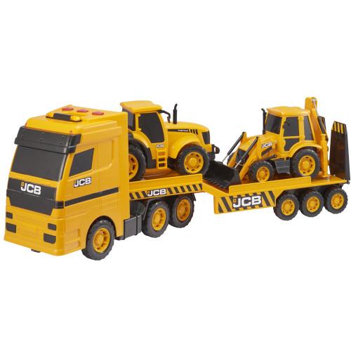 JCB Heavy Load Transporter