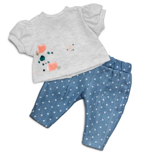Skrållan Lillan Jeans & T-shirt