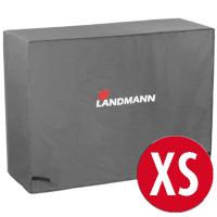 Landmann Skyddshuv Lyx Grå XS