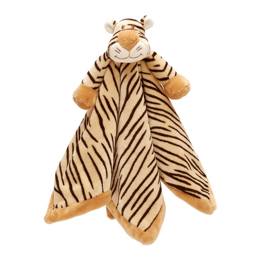 Teddykompaniet Diinglisar  Snuttefilt Tiger
