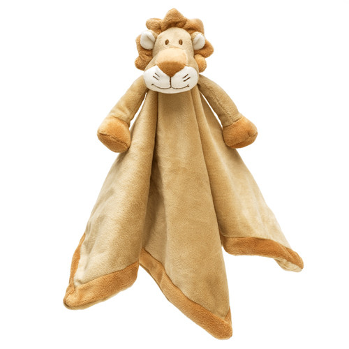 Teddykompaniet Diinglisar  Snuttefilt Lejon