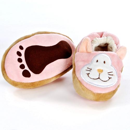 Teddykompaniet Diinglisar  Baby Tofflor, Katt