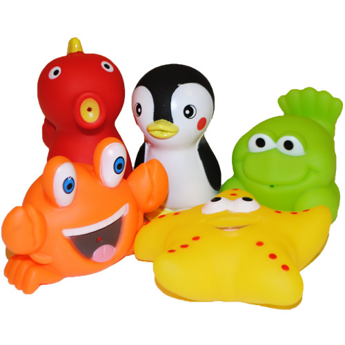 Gaggs Ocean Animal 5-pack, mix color