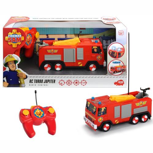 Brandman Sam RC Fireman Sam Jupiter