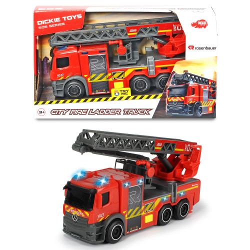 Dickie City Fire Ladder Truck