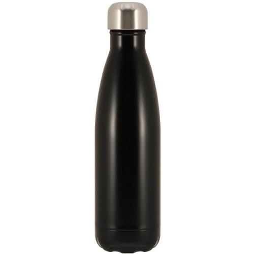 Vildmark Ståltermosflaska 0,5L svart