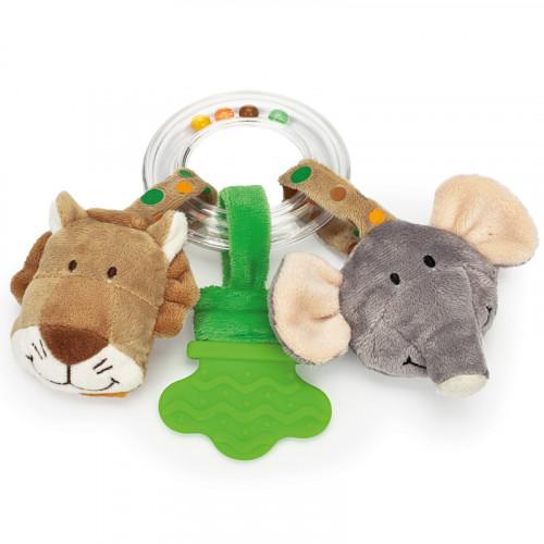 Teddykompaniet Diinglisar  Lejon & Elefant