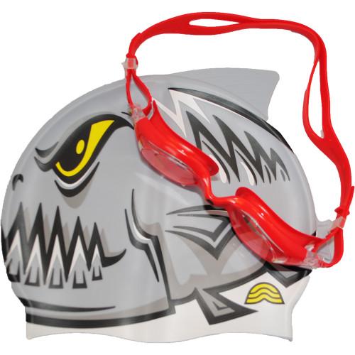 Aquarapid Kit Jr Kas grey + Skar red