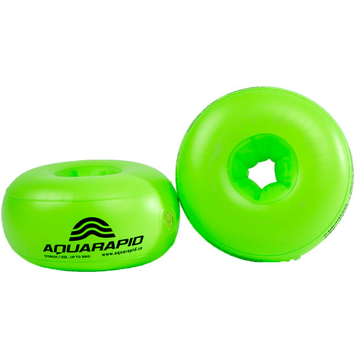 Aquarapid Aquaring armband -30 kg Green