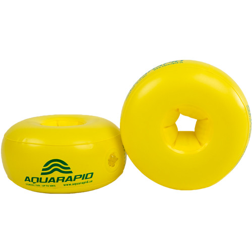 Aquarapid Aquaring armband -30 kg Yellow