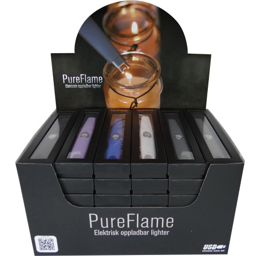 Pureflame Elektrisk Tändare USB (36st)