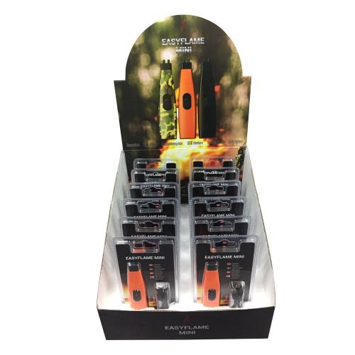 Easyflame Elektrisk Tändare Mini 12+12st