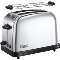 Russell Hobbs Chester 2S Toaster - Polishe