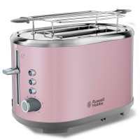 Russell Hobbs Bubble Toaster 2SL Pink