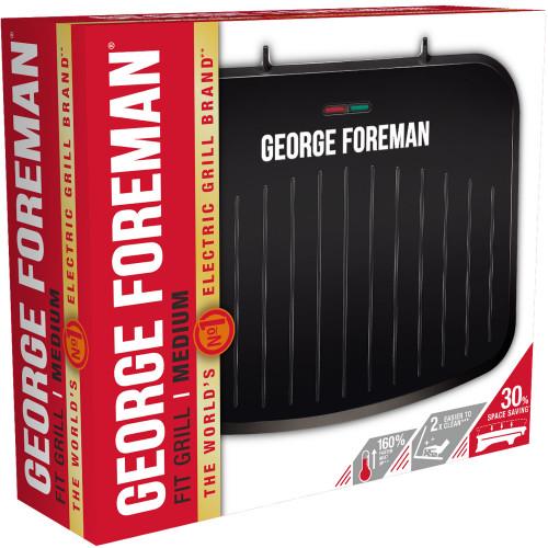 George Foreman Elgrill George Foreman Fit Gri