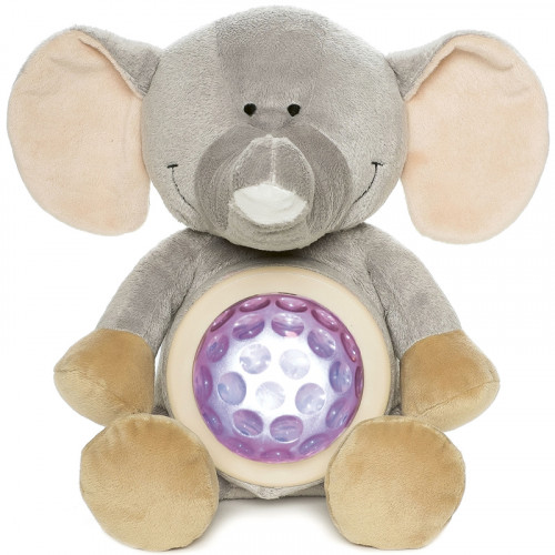 Teddykompaniet Diinglisar  Nattlampa Elefant