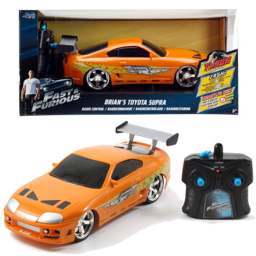 Jada Toys Fast & Furious RC Brian's Toy.