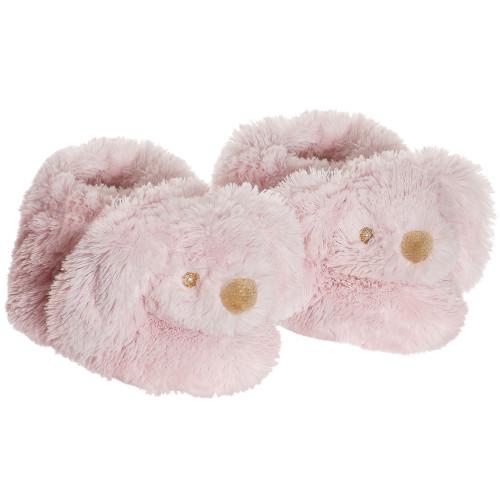 Teddykompaniet Lolli Bunnies Tofflor Rosa