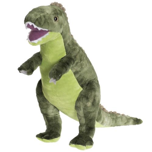 Teddykompaniet Teddy Dino stor grön