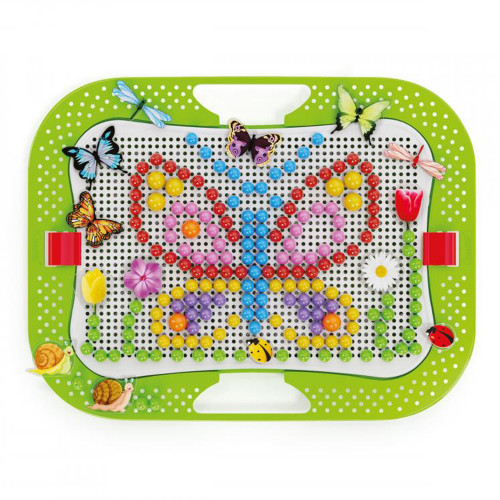 Quercetti Nature Fun Bugs & Pegs 320 psc