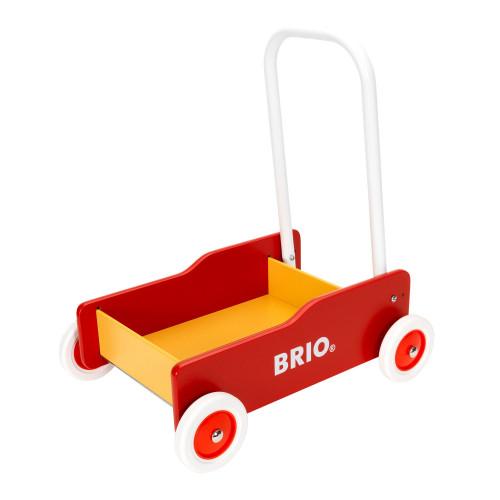 Brio 31350 Lära Gå Vagn Röd