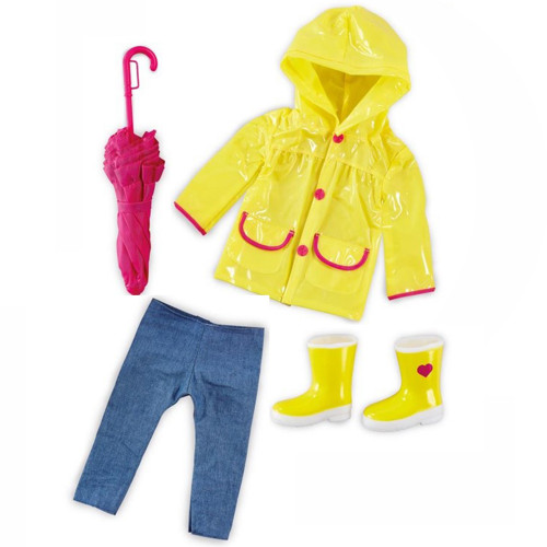 Bfriends Rainy Day Outfit