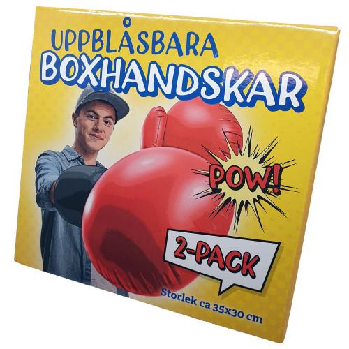 Klippex Uppblåsbara boxhandskar 2-pack