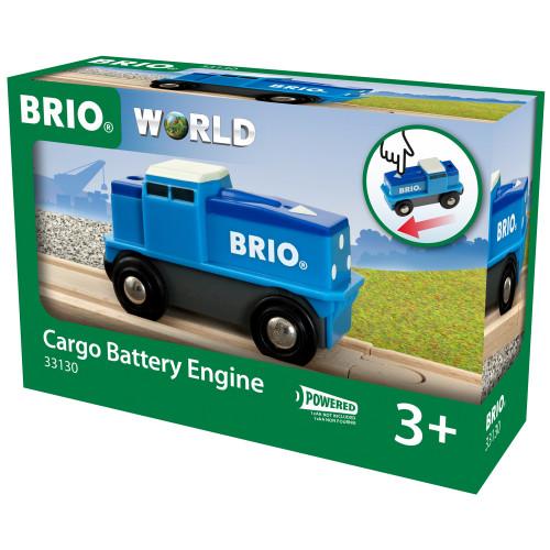 Brio 33130 Batteridrivet Godslok