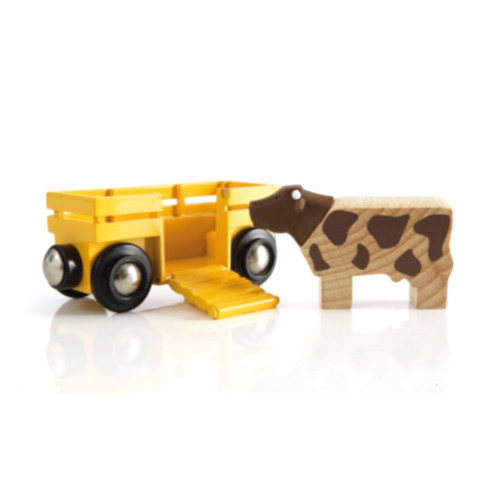 Brio 33406 Boskapsvagn