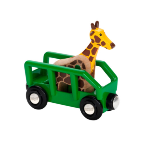 Brio 33724 Giraff och Vagn