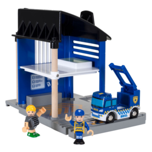 Brio 33813 Polisstation