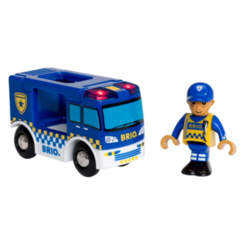 Brio 33825 Polisbil