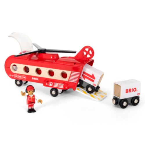 Brio 33886 Transporthelikopter