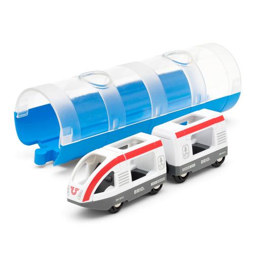 Brio 33890 Persontåg och tunnel