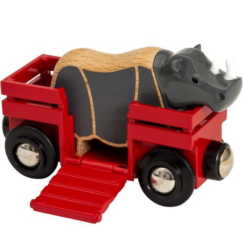Brio 33968 Rhino and Wagon