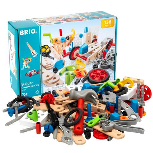 Brio 34587 Bygg Och Konstruktionss.