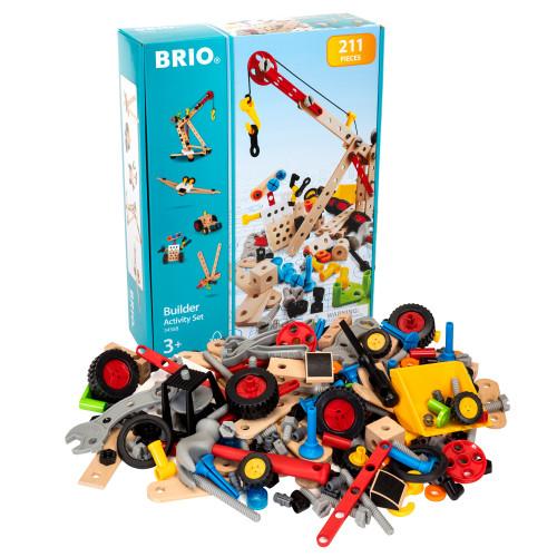 Brio 34588 Aktivitetssats