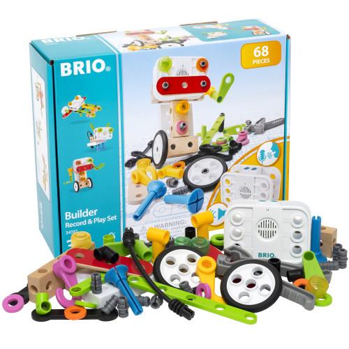 Brio 34592 Builder Record & Play