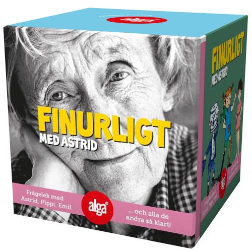 Alga Finurligt med Astrid Lindgren