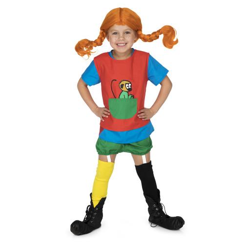Pippi Kläder, 2-4år