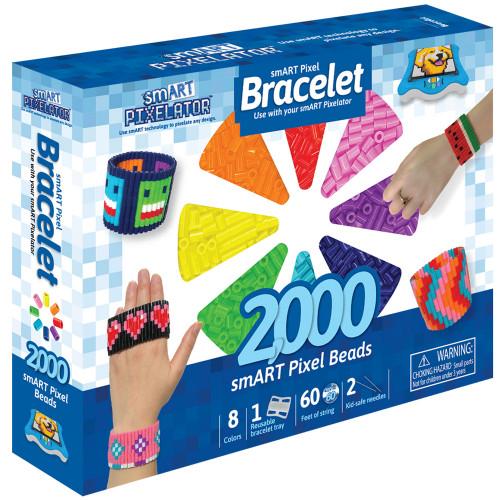 smART Pixelator Bracelet Maker
