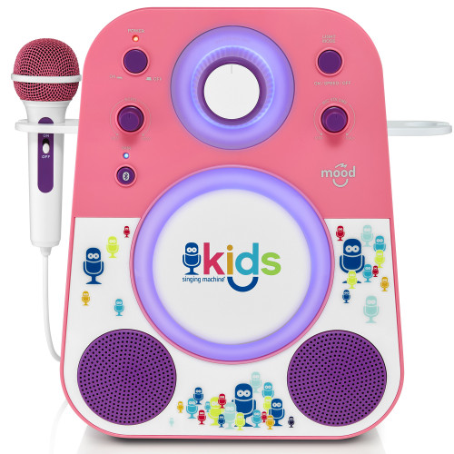 Singing Machine Sing-Along System Bluetooth R.