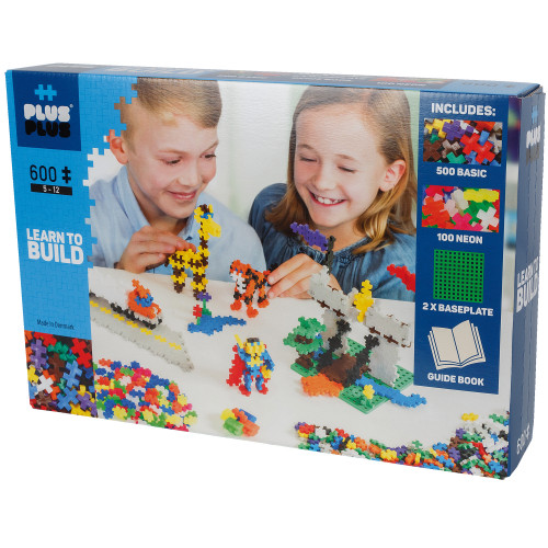 Plus-Plus Learn to Build/Basic Europa
