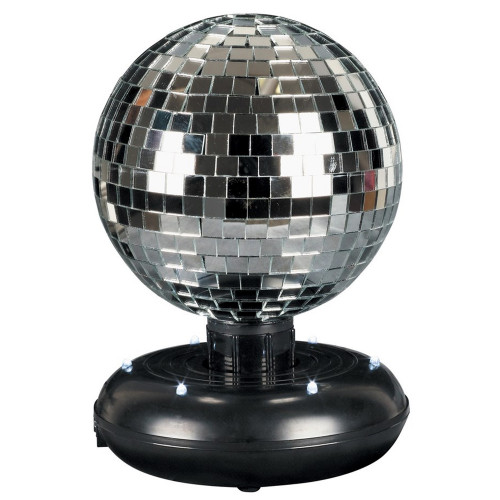 Music LED Mirror Disco Ball 15cm