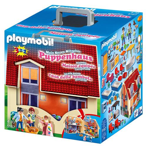Playmobil Dockhus, Bärbart dockhus