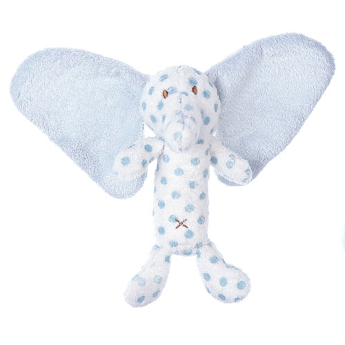 Teddykompaniet Teddy Big Ears,Skallra, Elefan