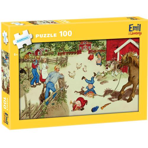 Kärnan Pappussel Emil i Lönneberga 10