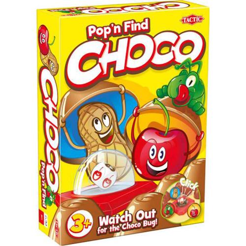 Tactic Spel Choco