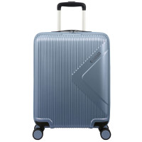 AMERICAN TOURISTER Modern Dream Grey/blue Spi. 55